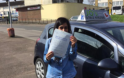 Congratulations Kavita!