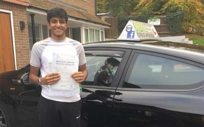 Congratulations Anish!